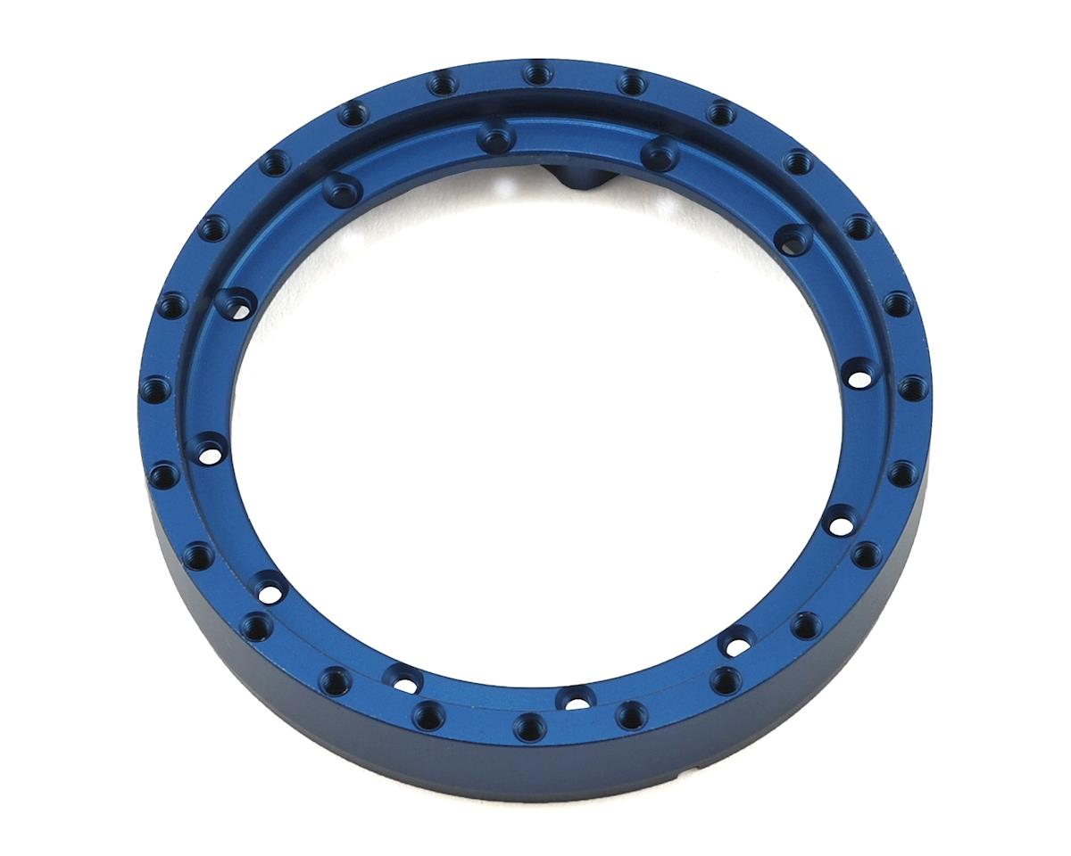 """OMF 2.2"""" Front Ring (Blue) by Vanquish Products"""