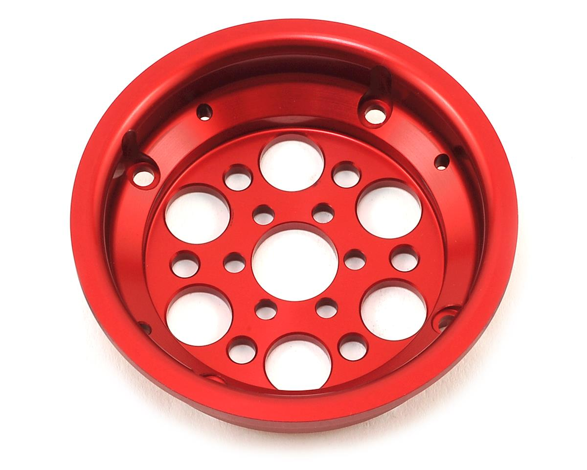 "Vanquish Products OMF 2.2"" Outlaw II Rear Ring (Red)"