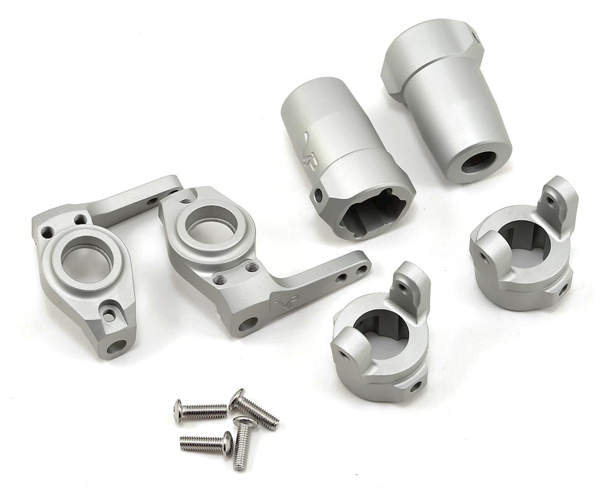 SCX10 Stage 1 Kit (Silver) by Vanquish Products (Axial AX10)