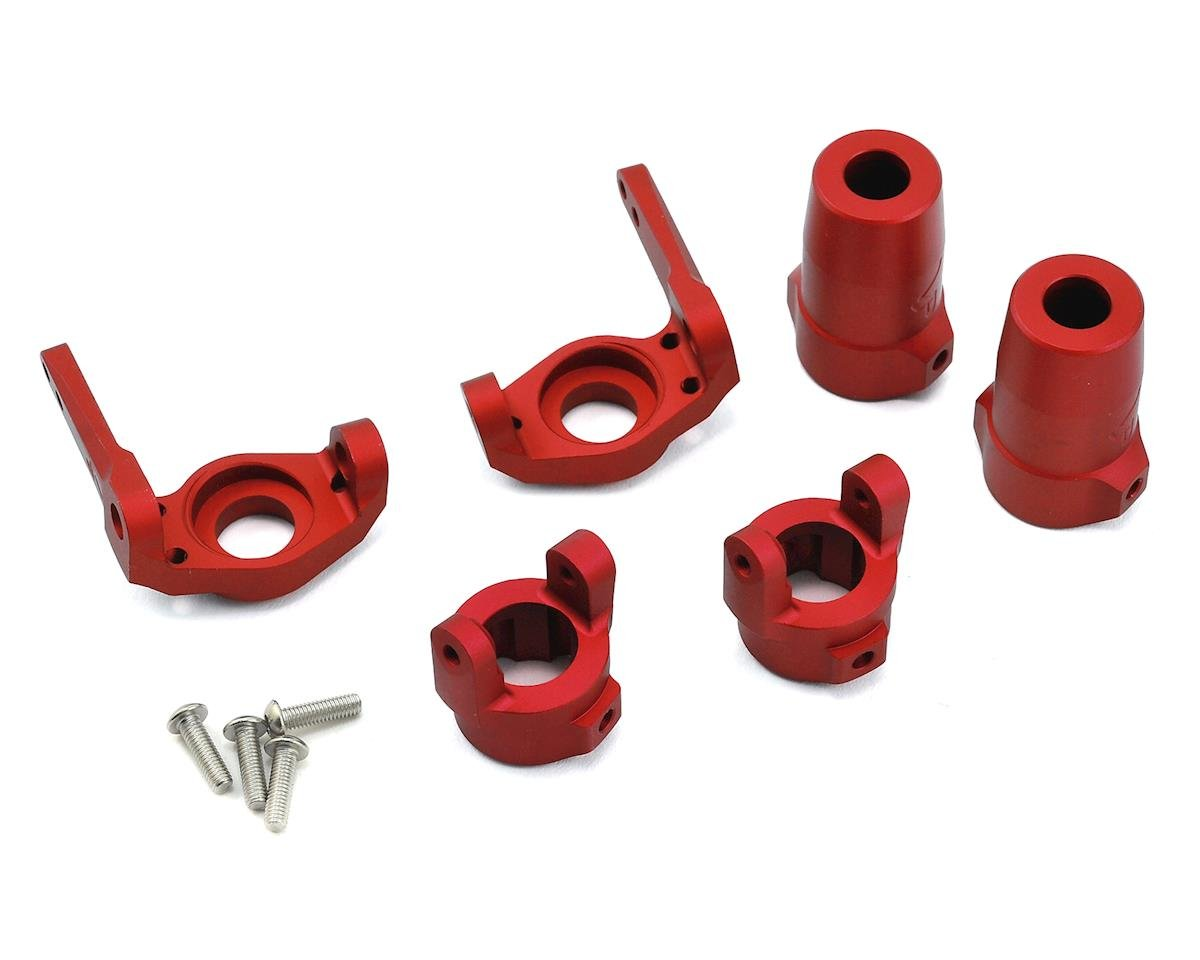 Vanquish Products SCX10 Stage 1 Kit (Red)