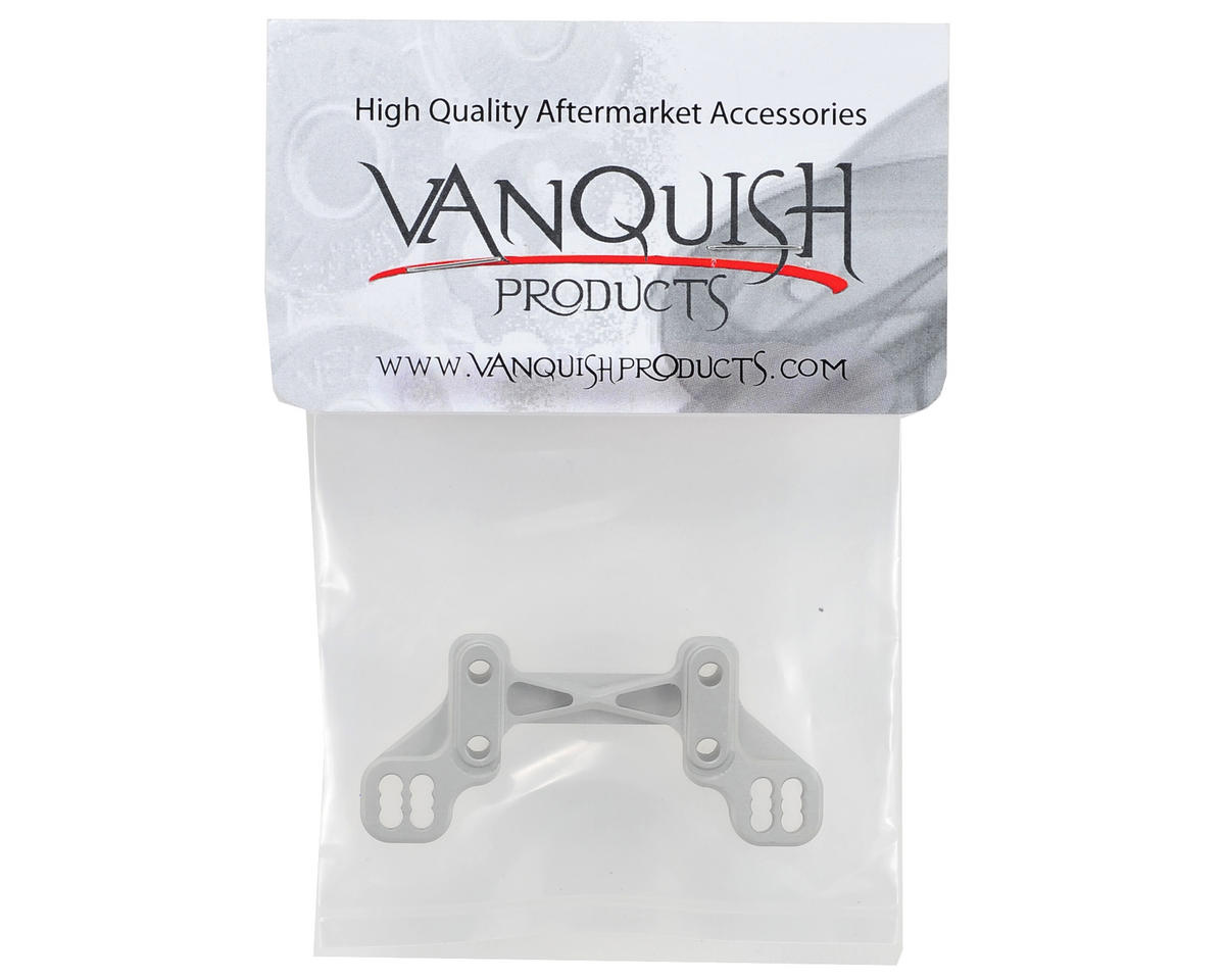 Vanquish Products Aluminum Rear Camber Link Mount (Silver)