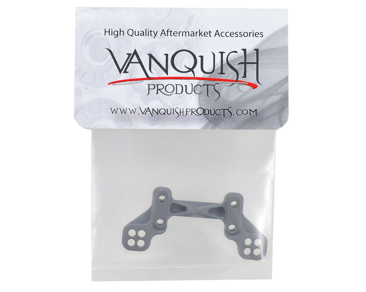Vanquish Products Aluminum Rear Camber Link Mount (Grey)