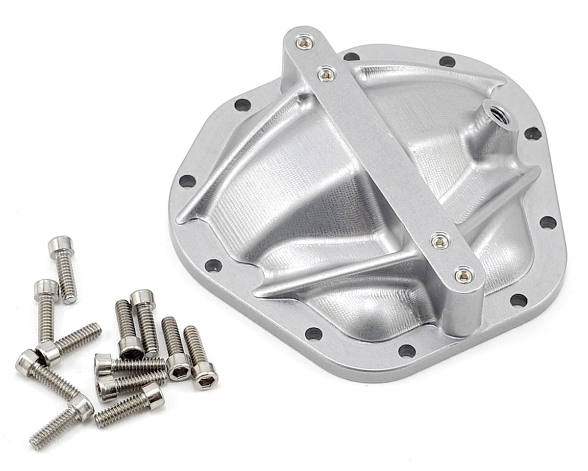 """Ultimate 60 LPW"" Differential Cover (Silver) by Vanquish Products"