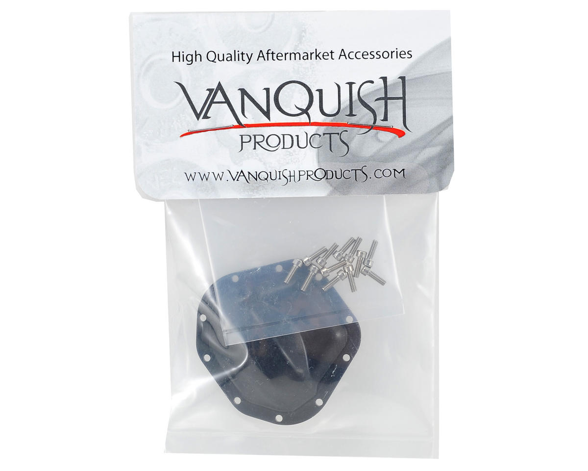 "Vanquish Products ""Dana 60"" Heavy Duty Differential Cover (Black)"