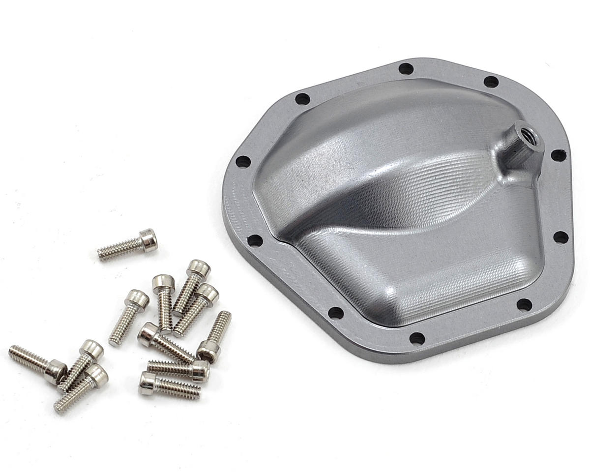 "Vanquish Products ""Dana 60"" Heavy Duty Differential Cover (Grey)"