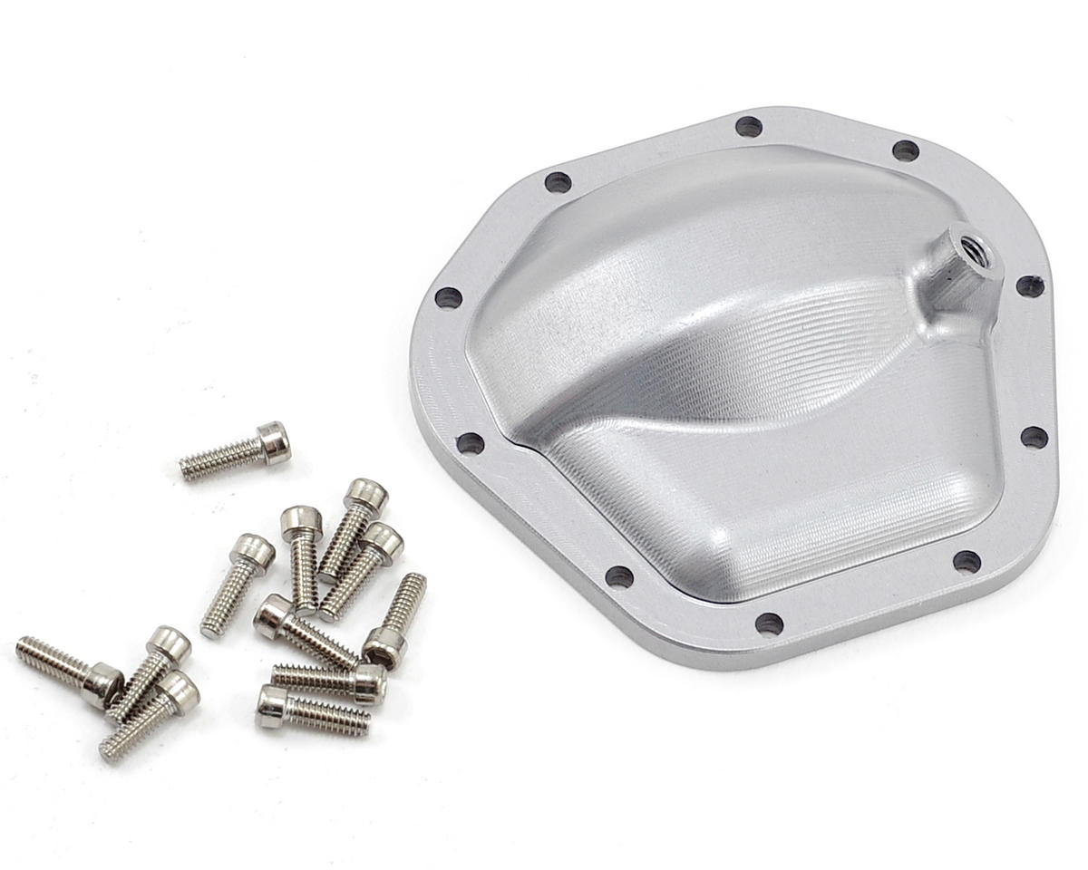"""Dana 60"" Heavy Duty Differential Cover (Silver) by Vanquish Products"