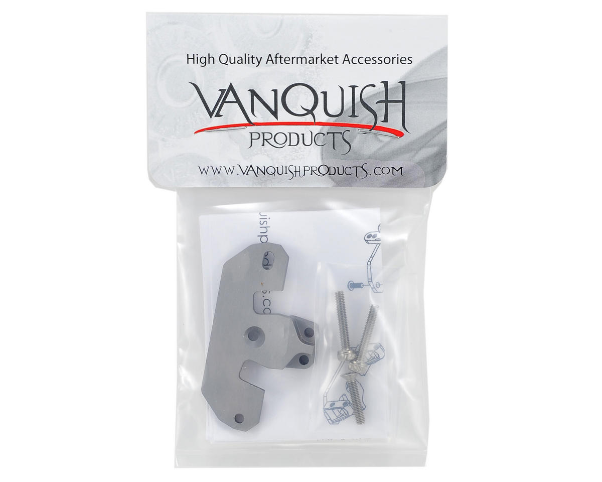 "Vanquish Products ""Currie Rockjock"" Servo Mount (Grey)"
