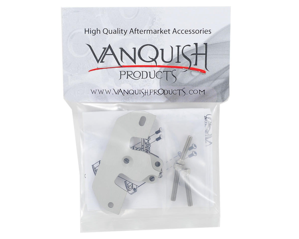 "Vanquish Products ""Currie Rockjock"" Servo Mount (Silver)"