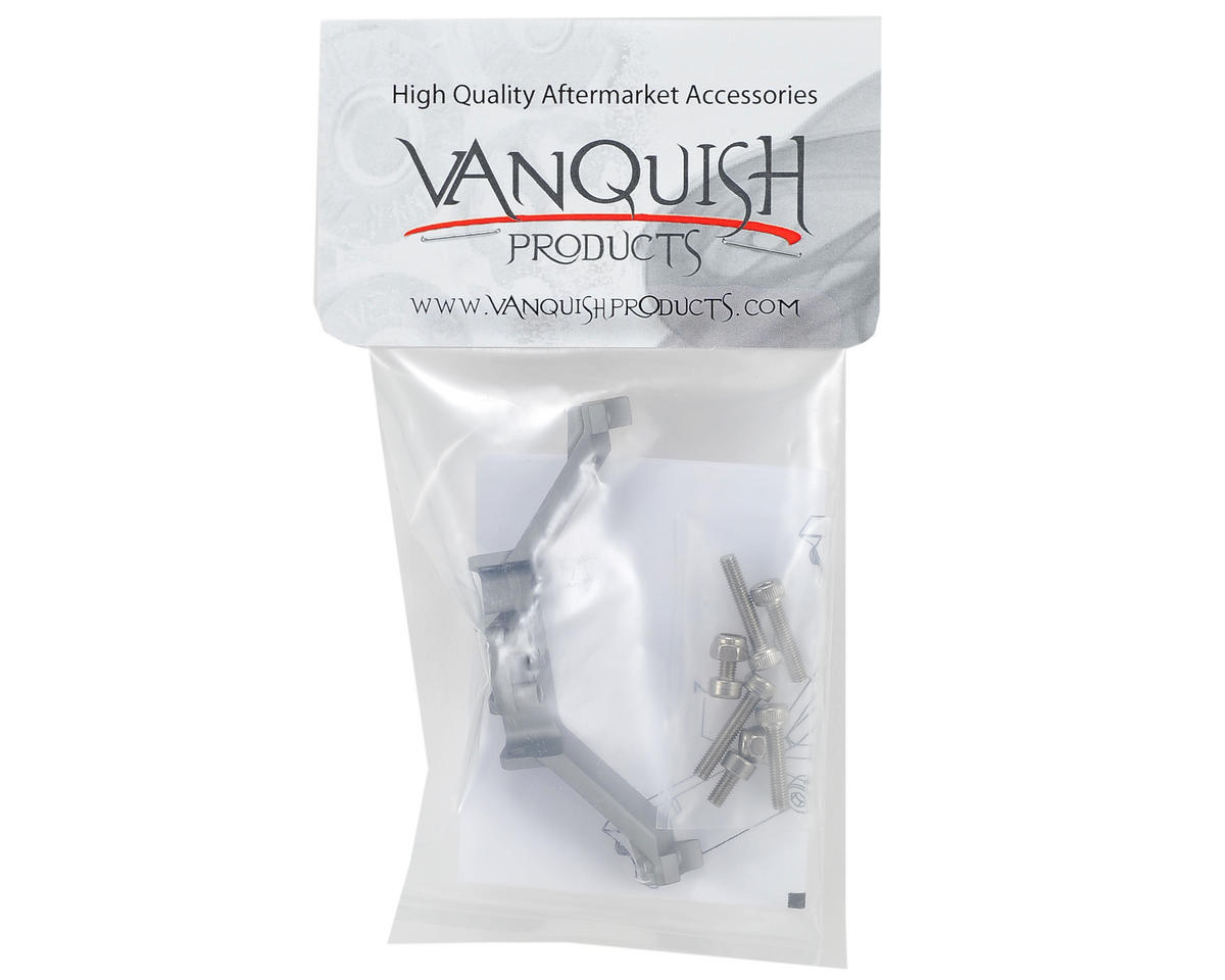 """Currie Rockjock"" Truss & Upper Link Mount (Grey) by Vanquish Products"