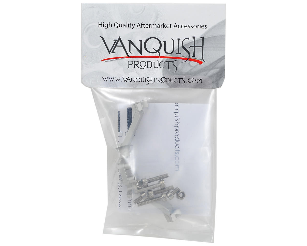 "Vanquish Products ""Currie Rockjock"" Truss & Upper Link Mount (Silver)"