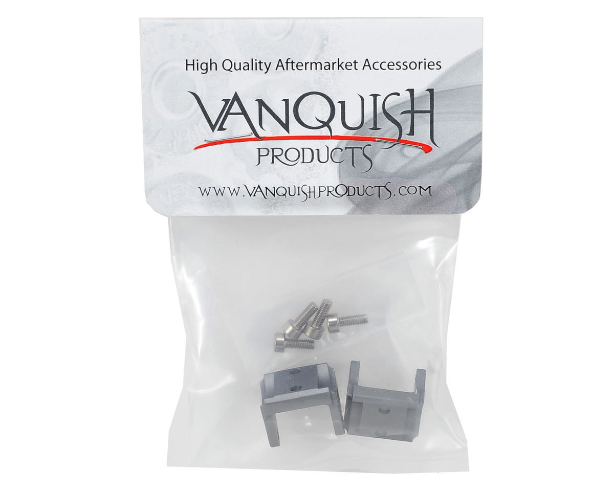 "Vanquish Products ""Currie"" Lower Link Mount Set (Grey)"