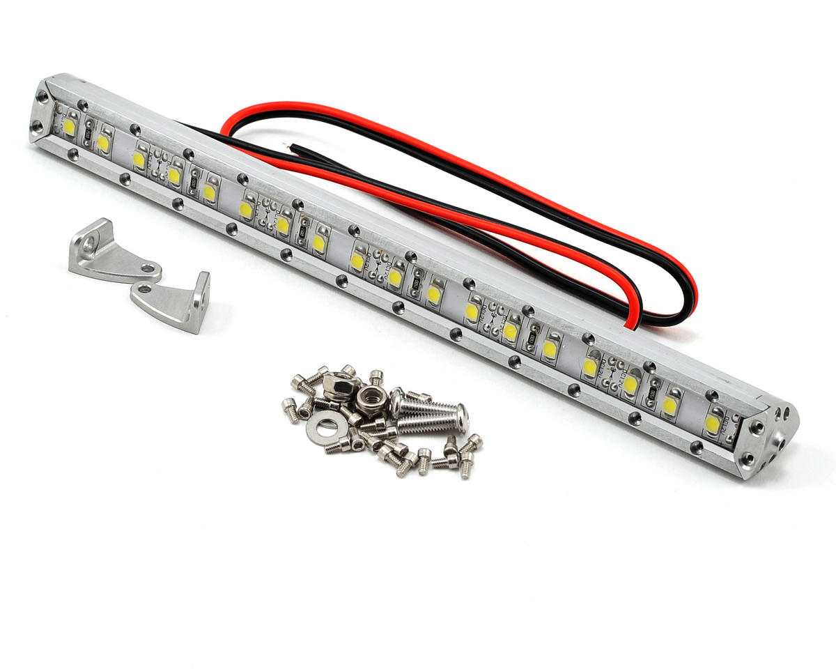 """Rigid Industries 6"""" LED Light Bar (Silver) by Vanquish Products"""