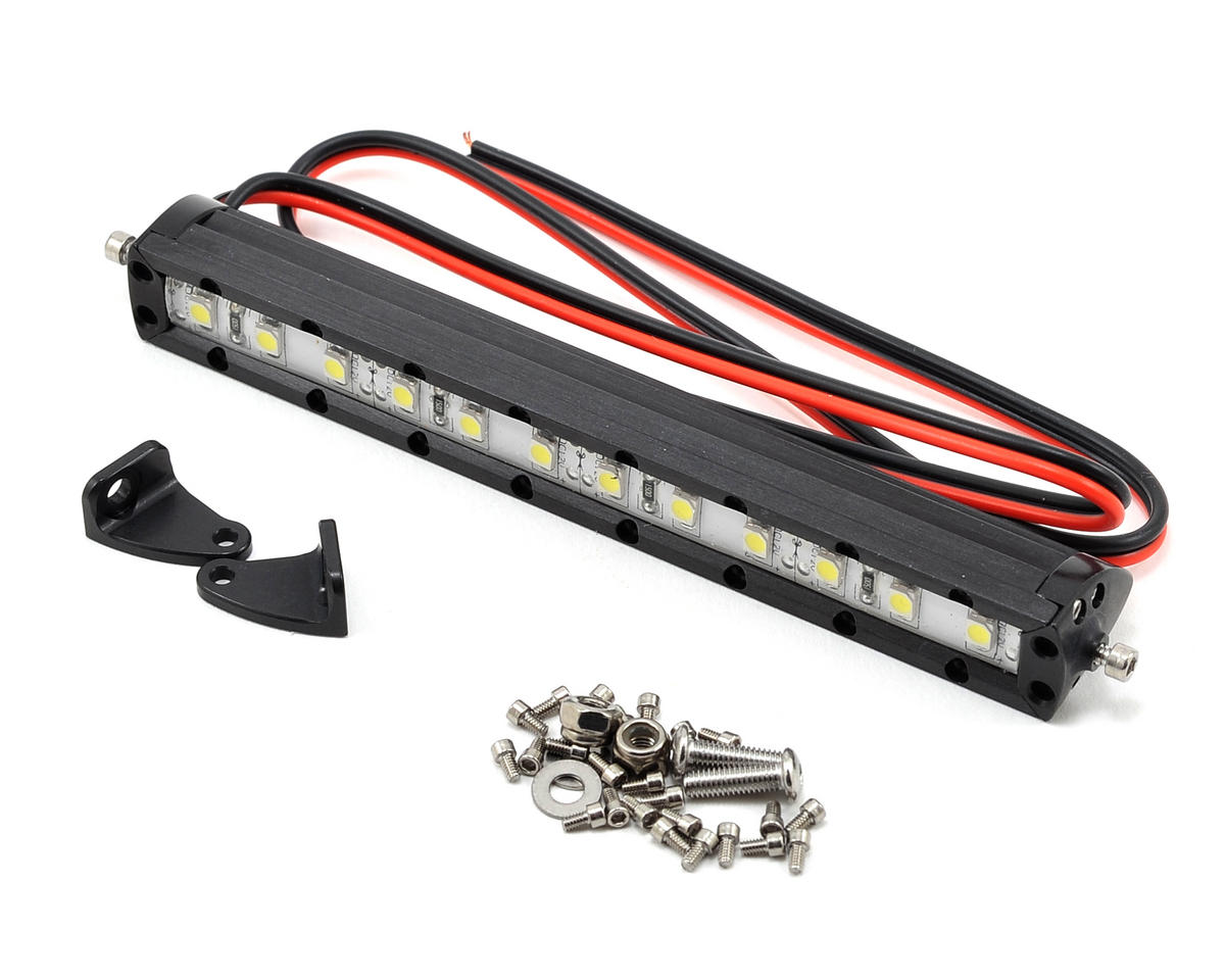 "Vanquish Products Rigid Industries 4"" LED Light Bar (Black) [VPS06755] 