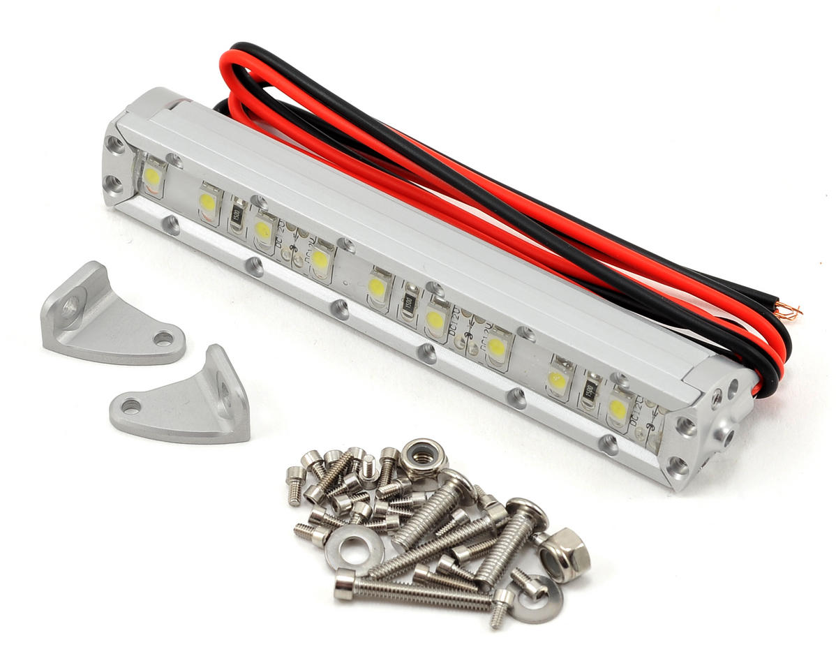 "Rigid Industries 3"" LED Light Bar (Silver) by Vanquish Products"