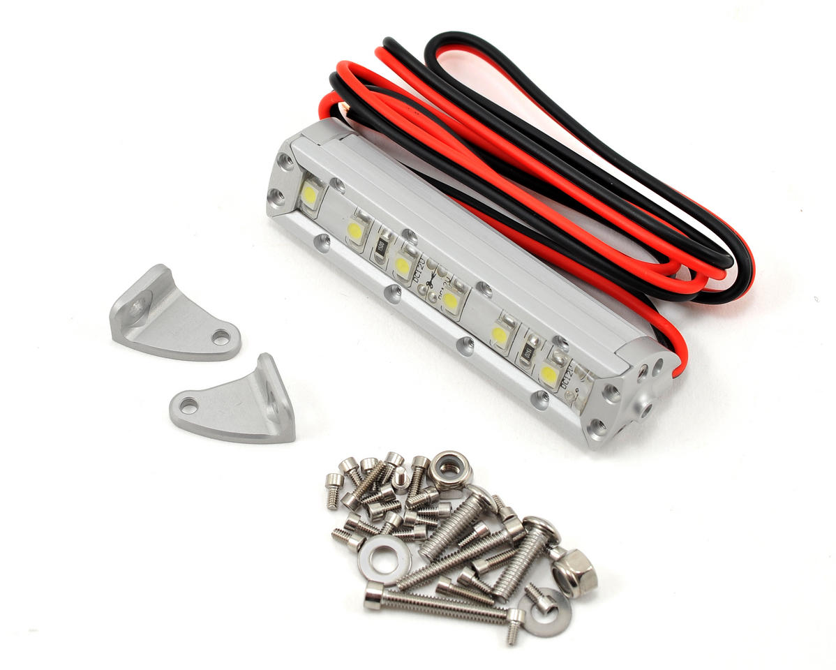 "Rigid Industries 2"" LED Light Bar (Silver) by Vanquish Products"