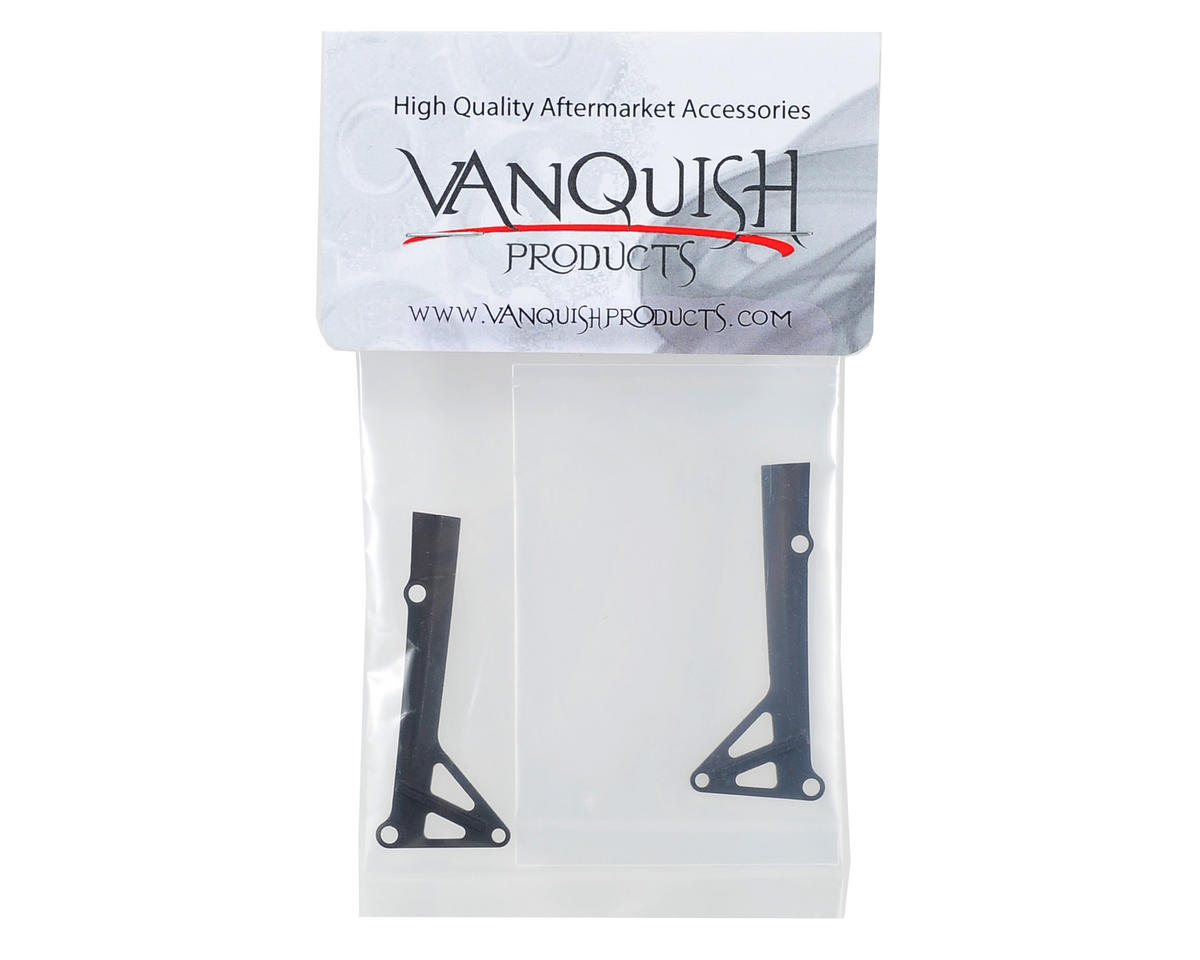 Vanquish Products Poison Spyder JK Light Bar Mount (Black)
