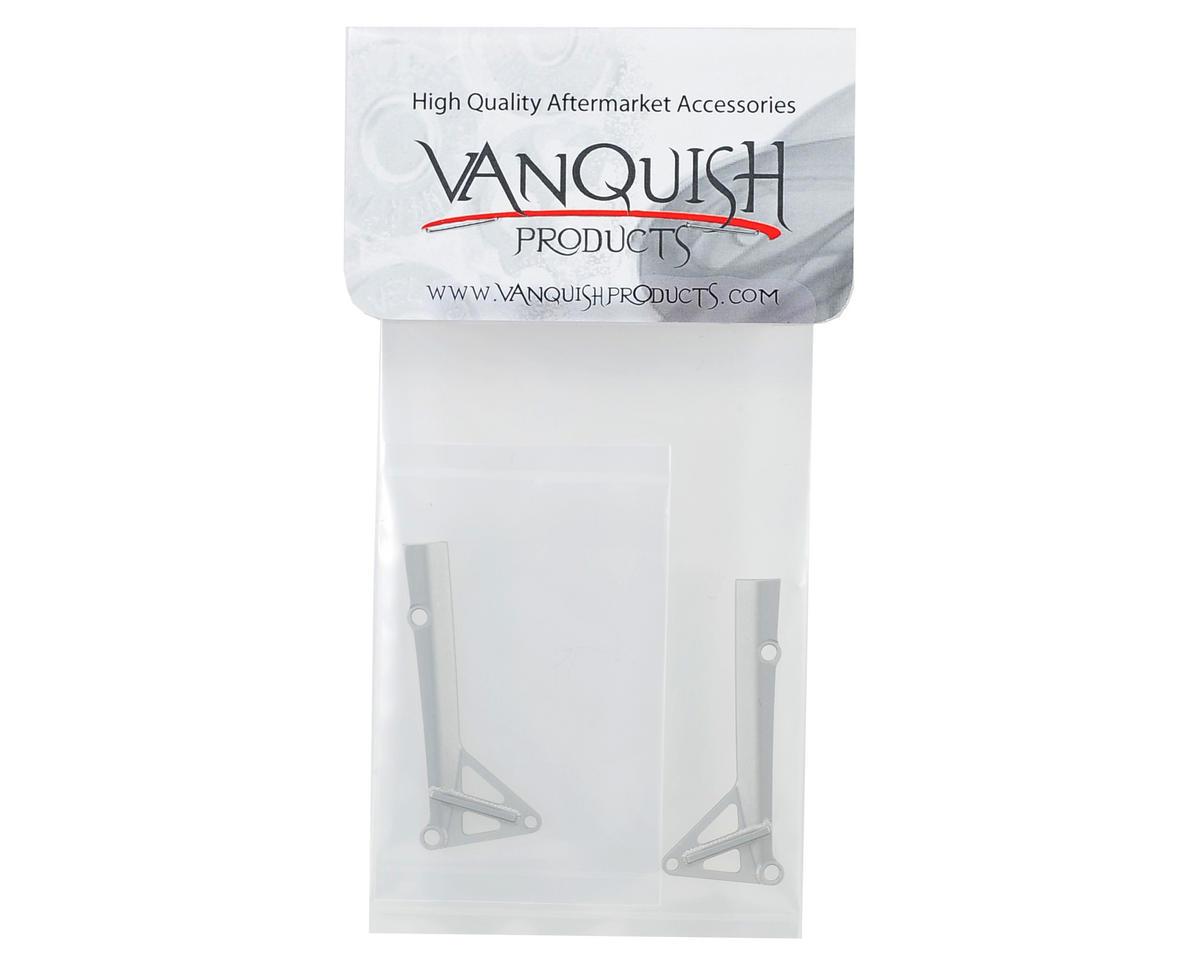 Poison Spyder JK Light Bar Mount (Silver) by Vanquish Products