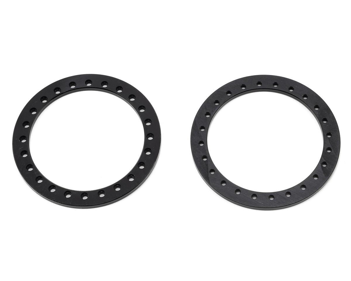 Vanquish Products KMC Enduro 2.2 Aluminum Beadlock Crawler Wheel (2-Silver)