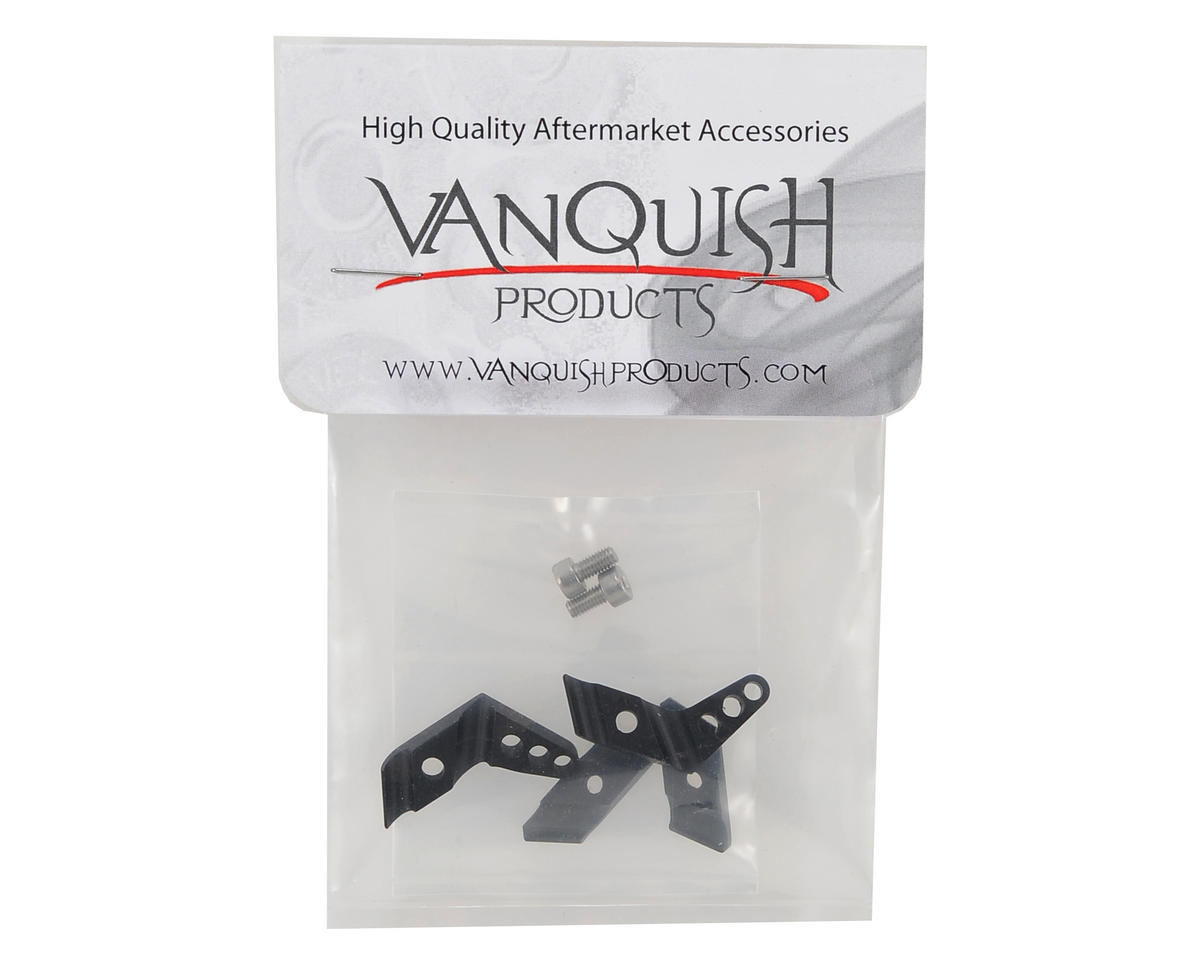 Rigid Industries Twin Hammers LED Roof Mount Set (Black) by Vanquish Products