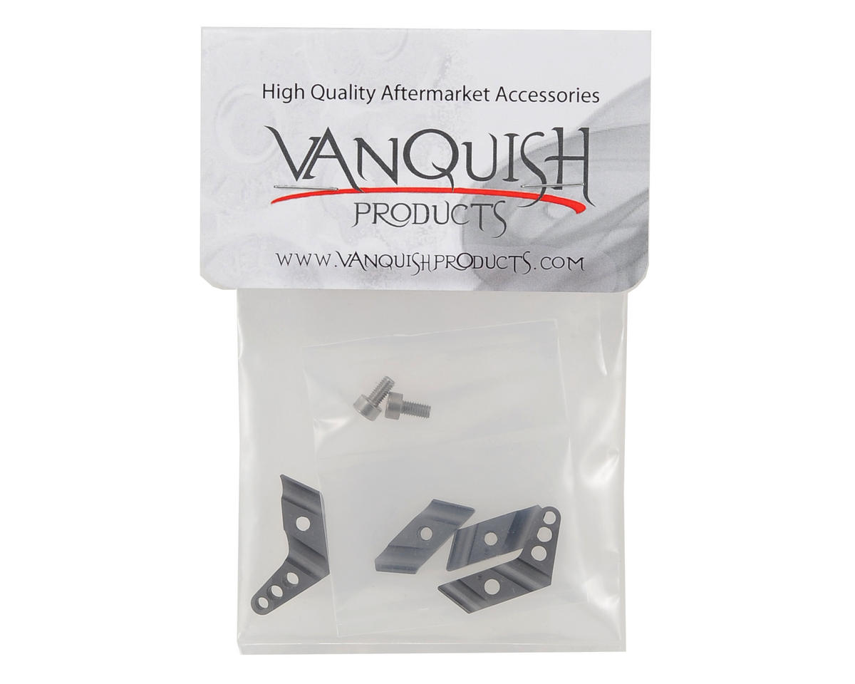 Vanquish Products Rigid Industries Twin Hammers LED Roof Mount Set (Grey)