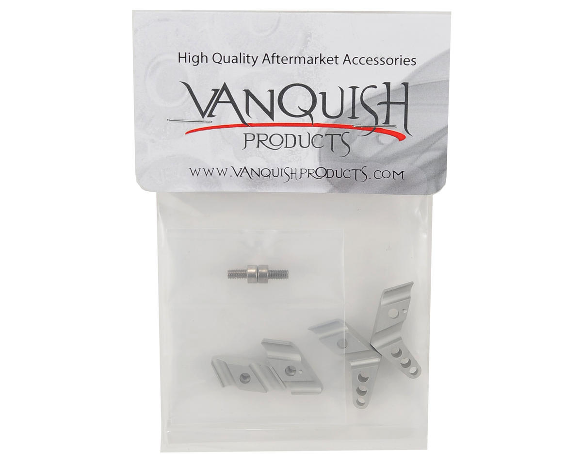 Rigid Industries Twin Hammers LED Roof Mount Set (Silver) by Vanquish Products