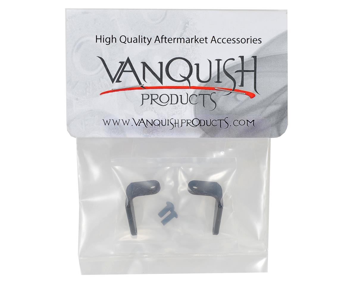 Vanquish Products Twin Hammer Front LED Light Mount (Black)