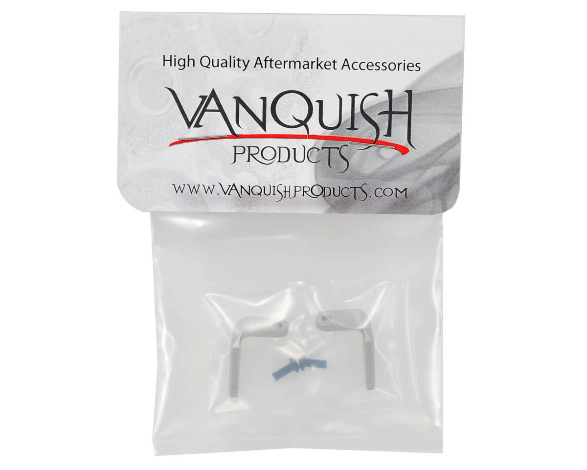 Vanquish Products Twin Hammer Front LED Mount (Silver)