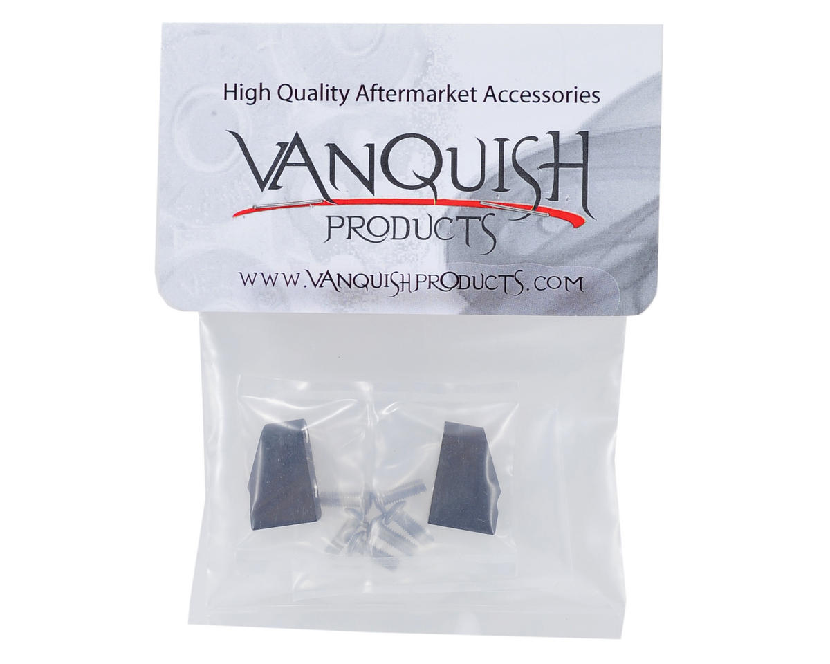 Vanquish Products Wraith Aluminum Servo Mount Set (Black)