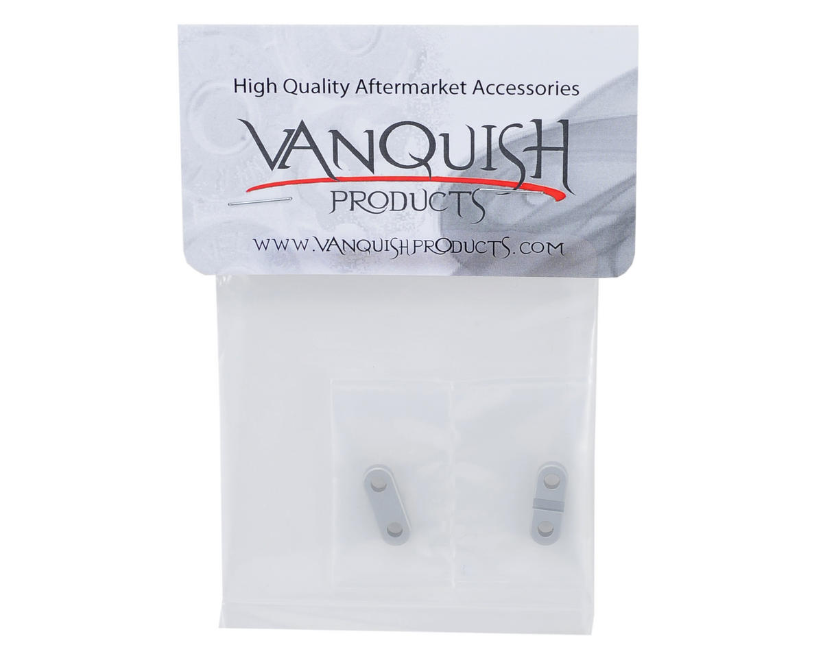 Vanquish Products Wraith Aluminum Servo Clamp Set (Silver)