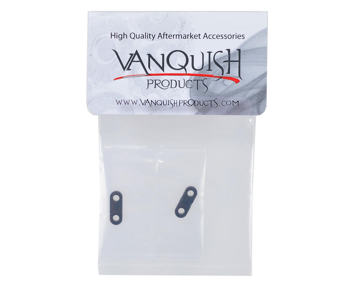 Vanquish Products Wraith Aluminum Servo Clamp Set (Black)