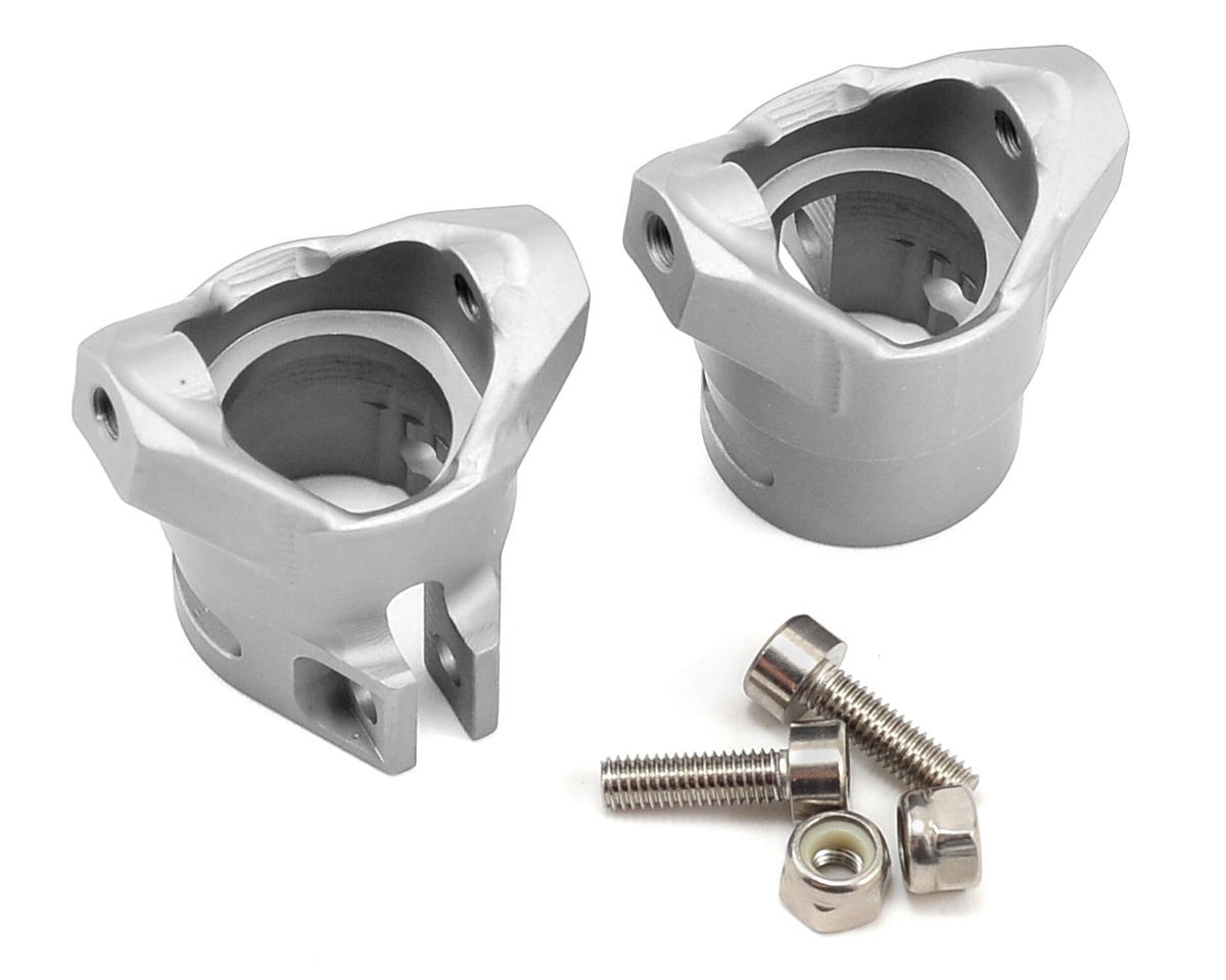 Vanquish Products Wraith Scale C-Hub Set (2) (Silver)