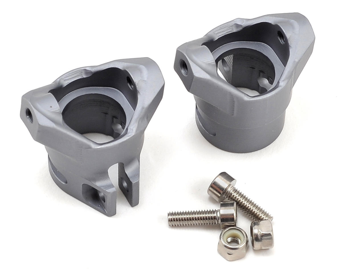 Vanquish Products Wraith Scale C-Hub Set (2) (Grey)