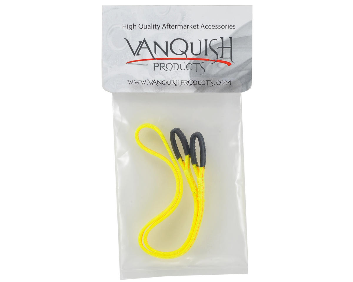"Vanquish Products 17"" Tow Strap (Yellow)"