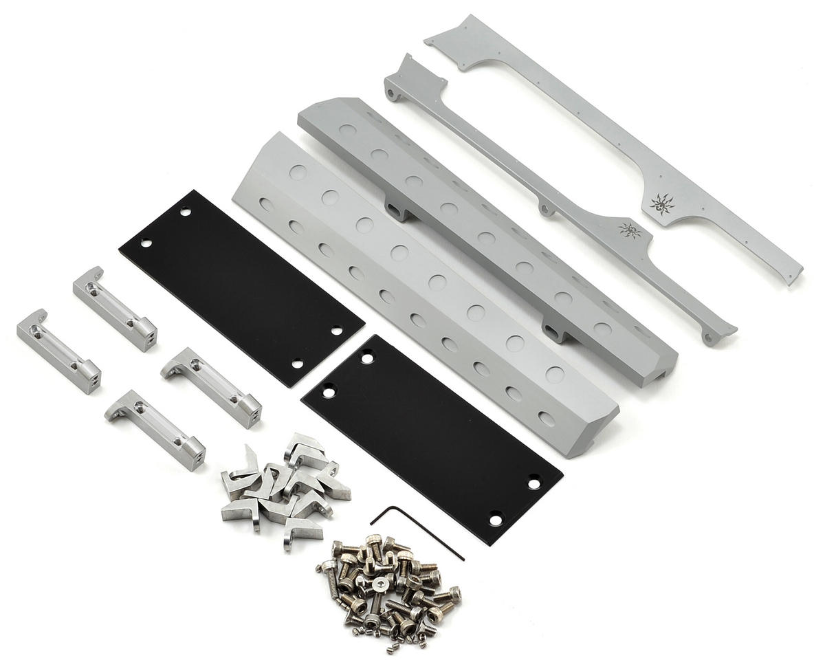 Poison Spyder Brawler Rockers Kit (Silver) by Vanquish Products