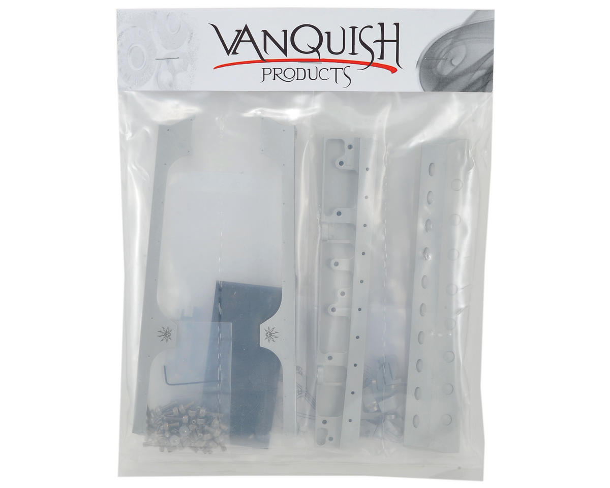 Vanquish Products Poison Spyder Brawler Rockers Kit (Silver)