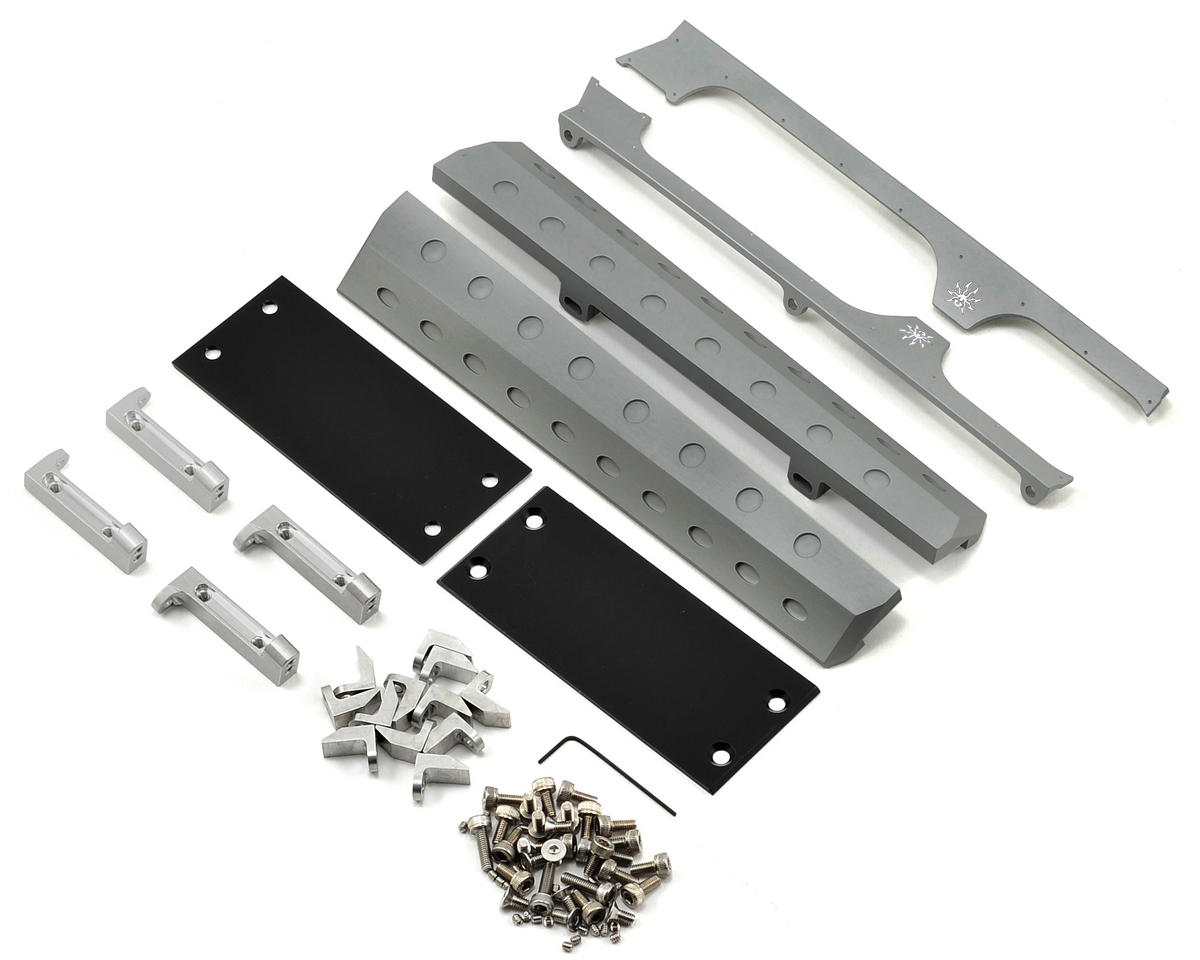 Vanquish Products Poison Spyder Brawler Rockers Kit (Gray)
