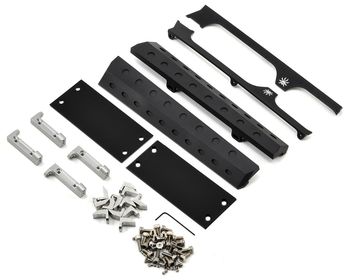 Poison Spyder Brawler Rockers Kit (Black) by Vanquish Products
