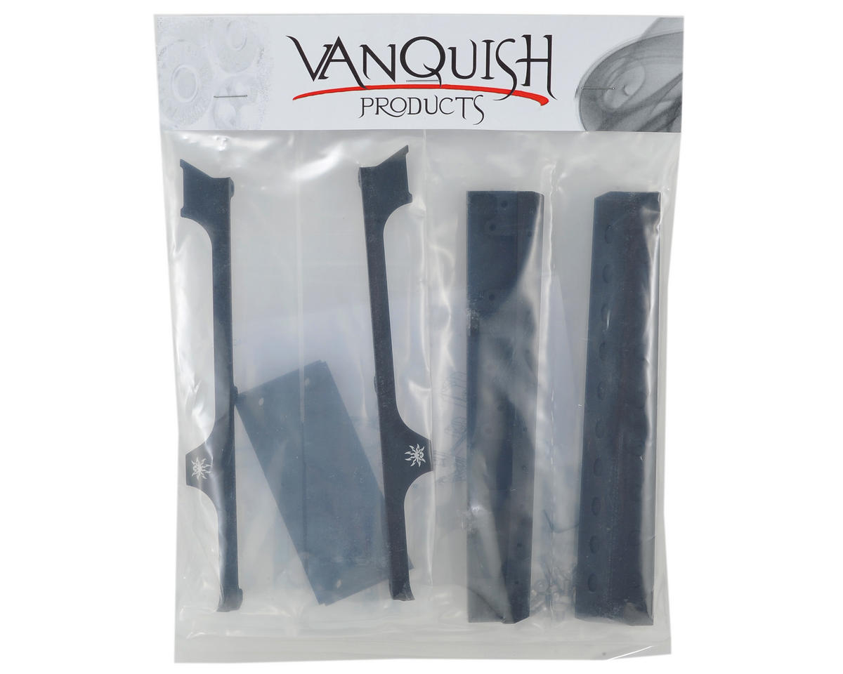 Vanquish Products Poison Spyder Brawler Rockers Kit (Black)