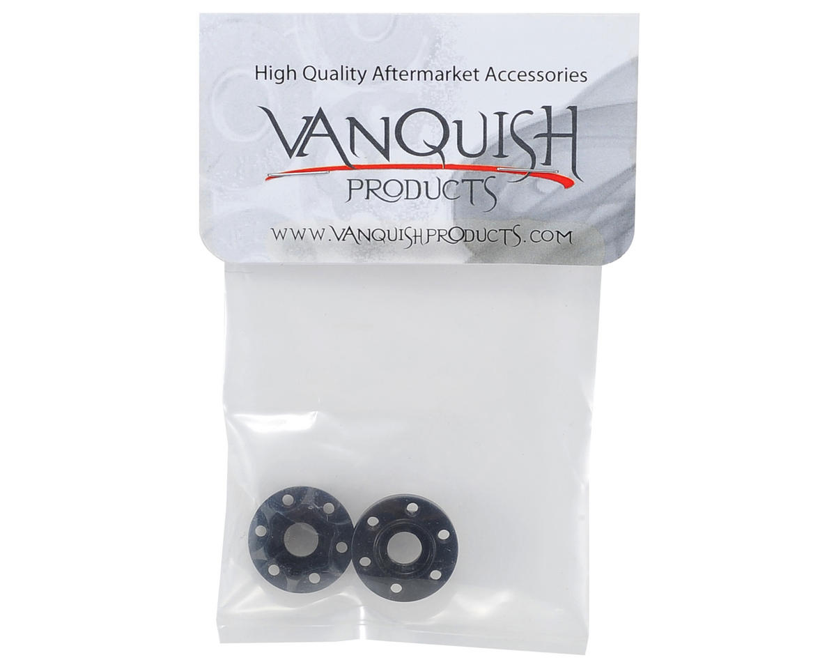 Vanquish Products SLW Hex Hub Set (Black) (2) (350)