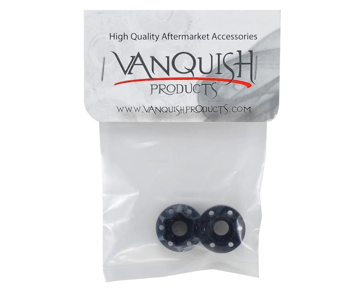 Vanquish Products SLW Hex Hub Set (Black) (2) (475)