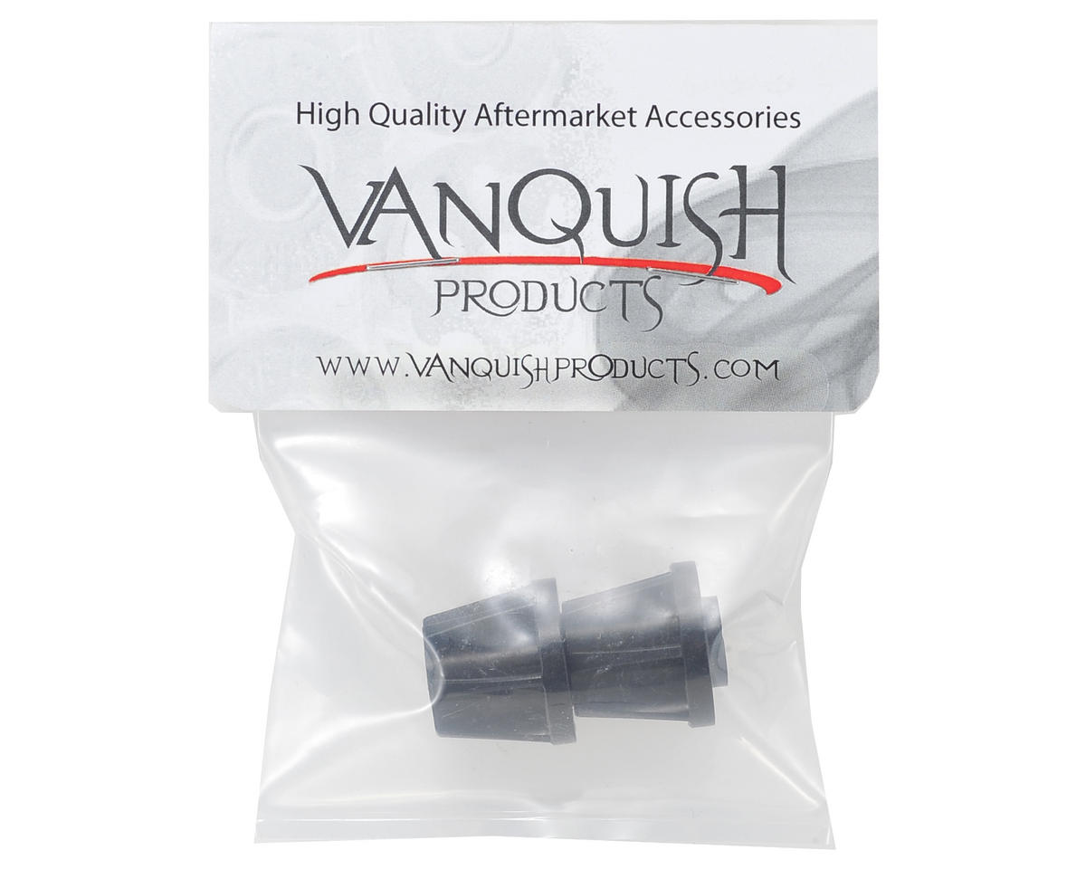 "Vanquish Products 2.2"" Aluminum SLW 725 Hex Hub (Black) (2)"
