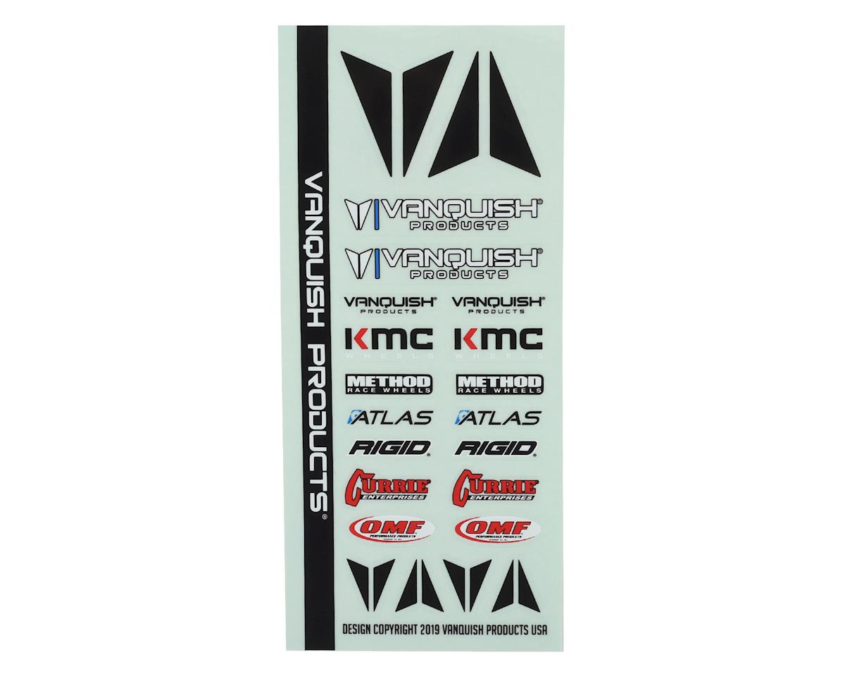 Vanquish Products Sticker Sheet