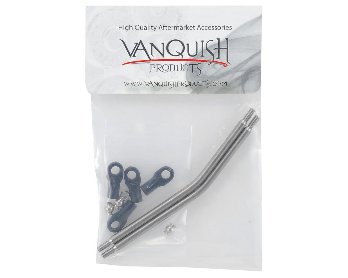 Vanquish Products Yeti Titanium Rear Upper Suspension Link (2)