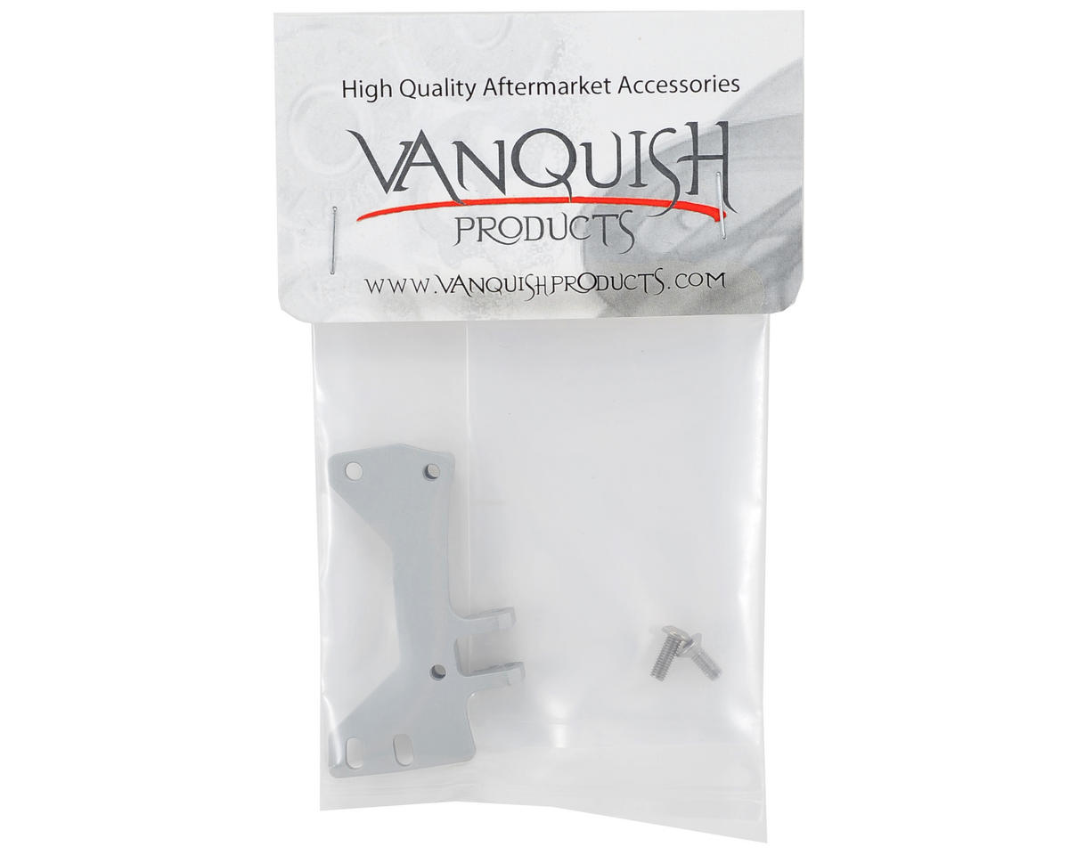 Vanquish Products SCX10 CMS Frame Servo Mount (Silver)