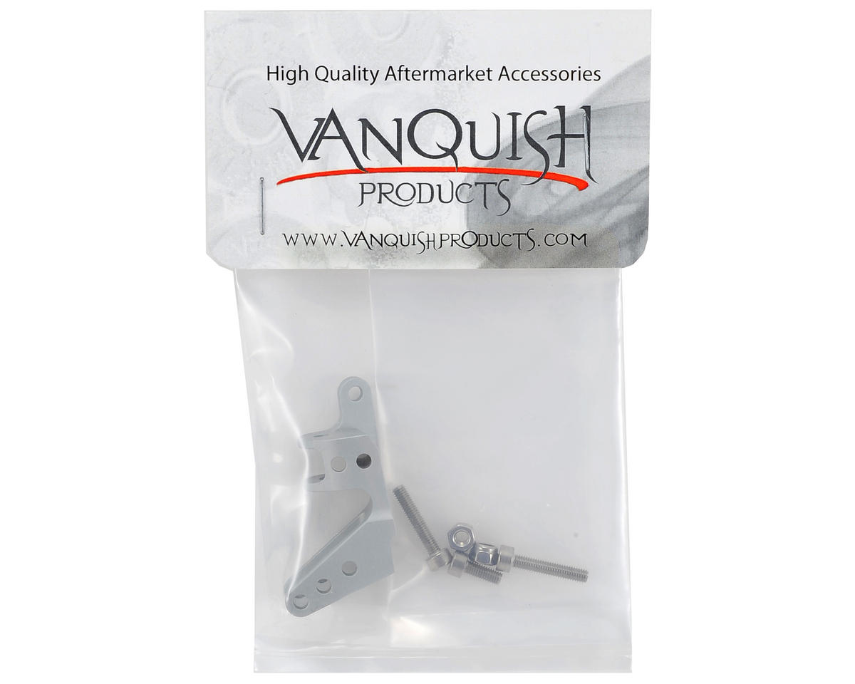 Vanquish Products SCX10 Axle Panhard 3 Link Mount (Silver)