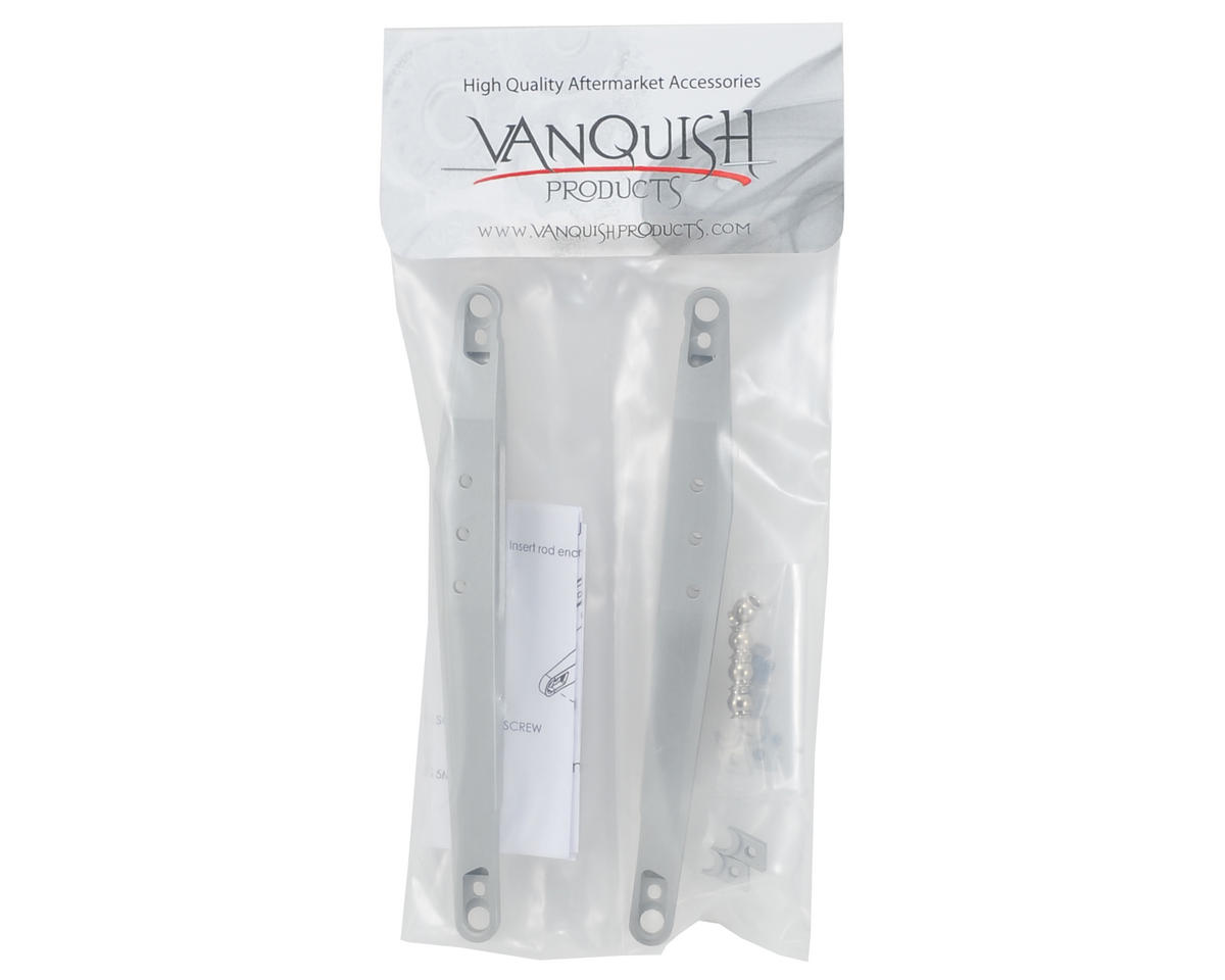 Vanquish Products Yeti Trailing Arm (2) (Silver)