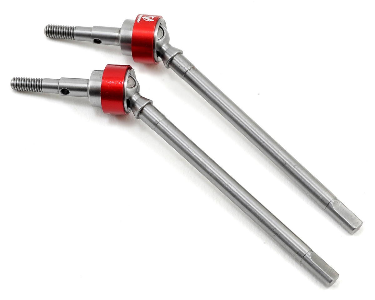 SCX10 VVD V1-HD 4mm Stub Axle Set by Vanquish Products