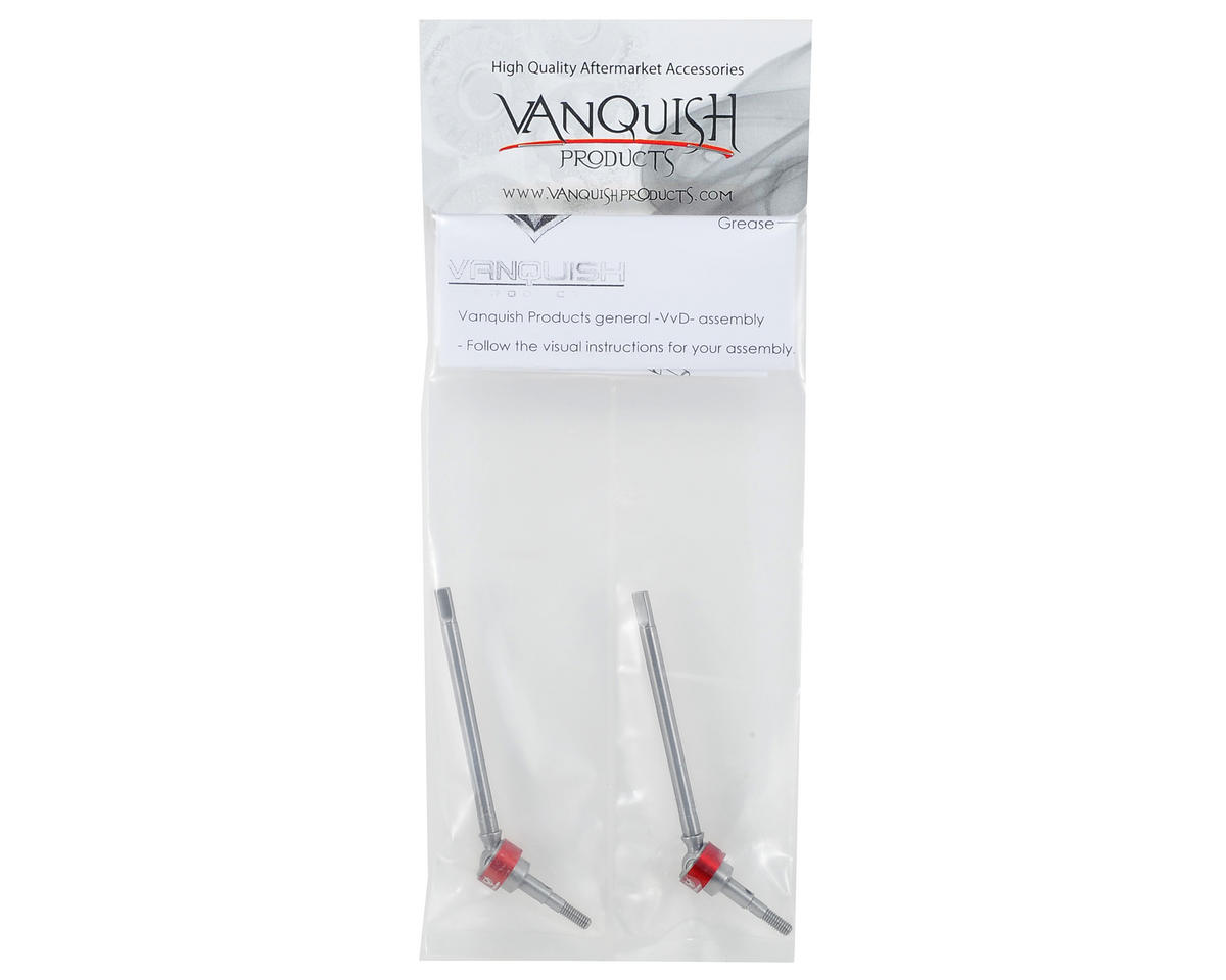 Vanquish Products SCX10 VVD V1-HD 4mm Stub Axle Set