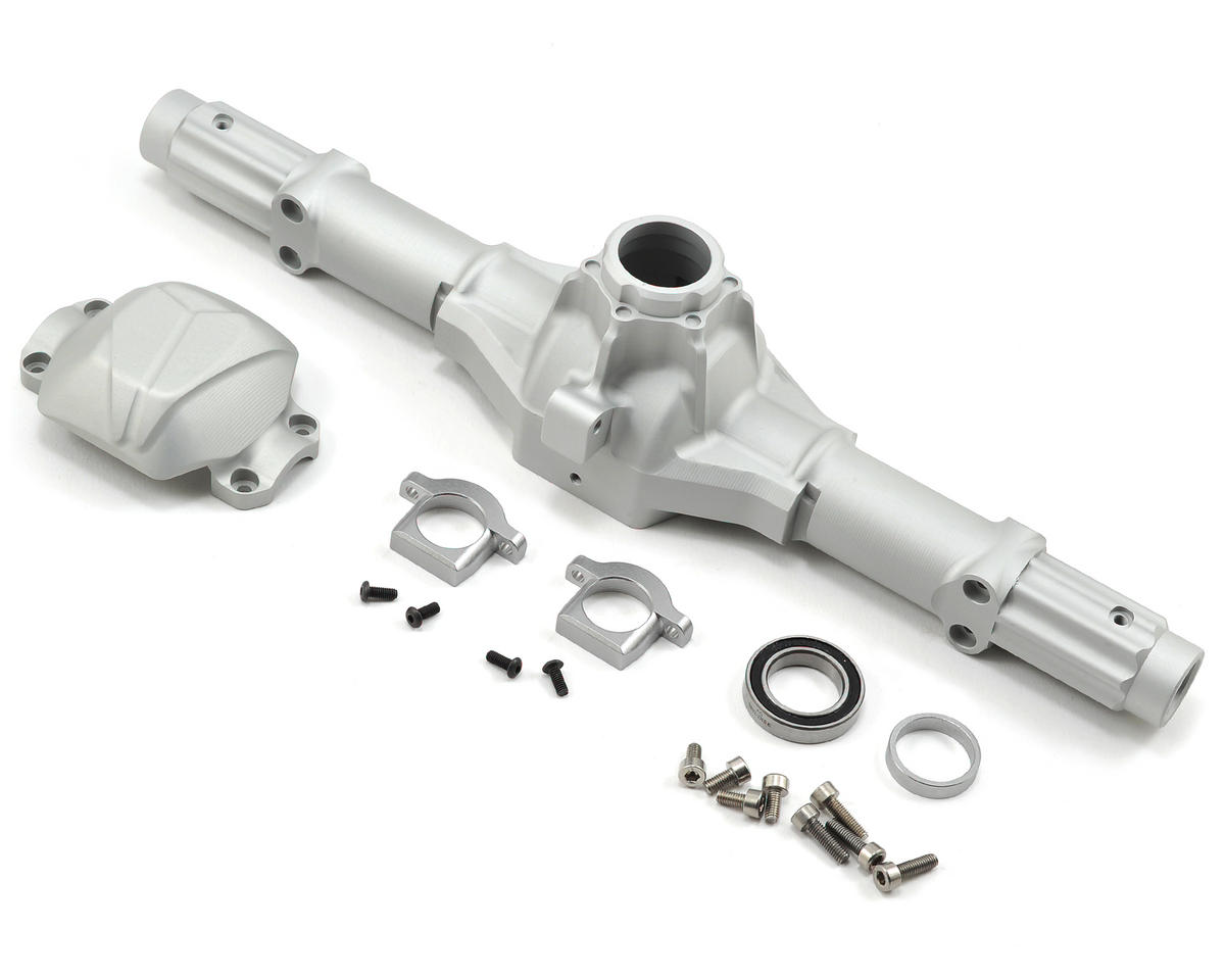 Yeti XL Rear Axle Assembly (Silver) by Vanquish Products