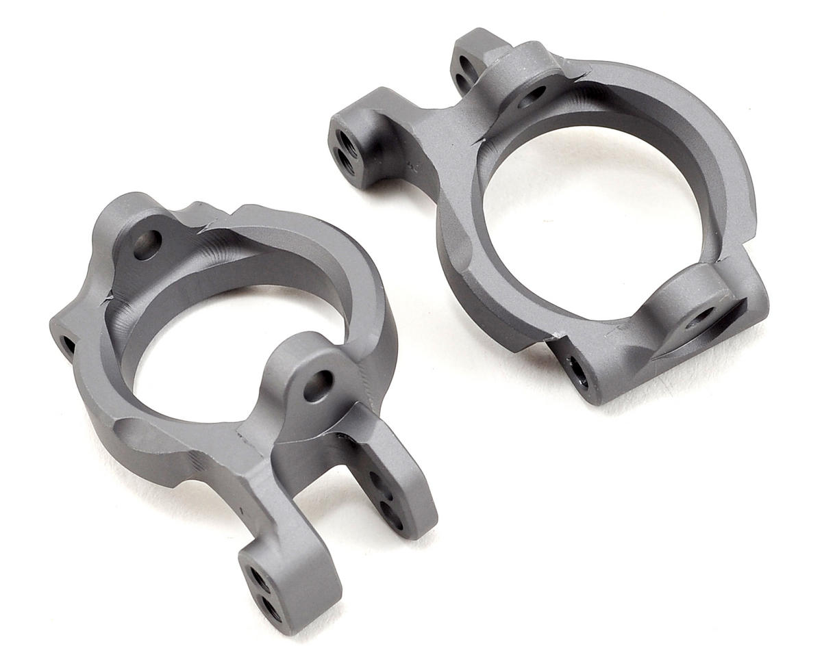 Yeti Front Castor Block Set (Grey) by Vanquish Products